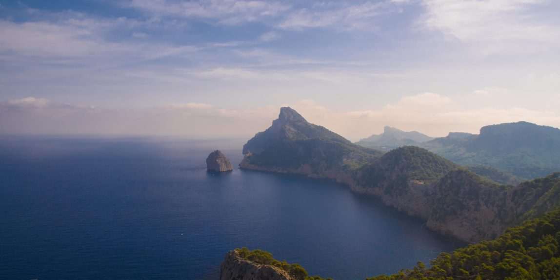 Spanien, Mallorca, Landschaft, Galerie