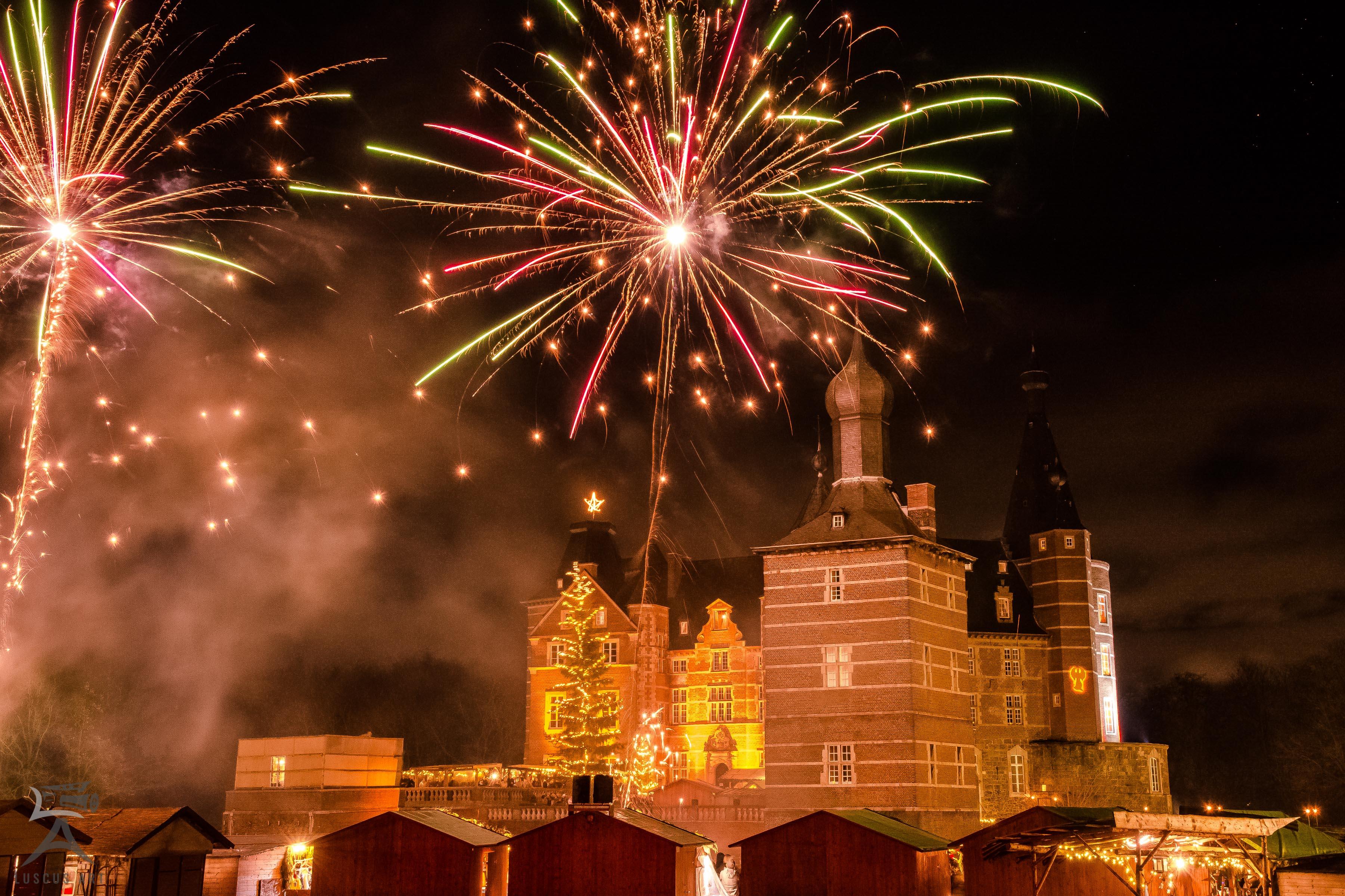 Weihnachtsmarkt Schloss Merode, Events