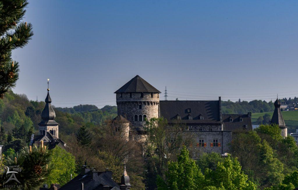 Stlberg, Burg, Regionales