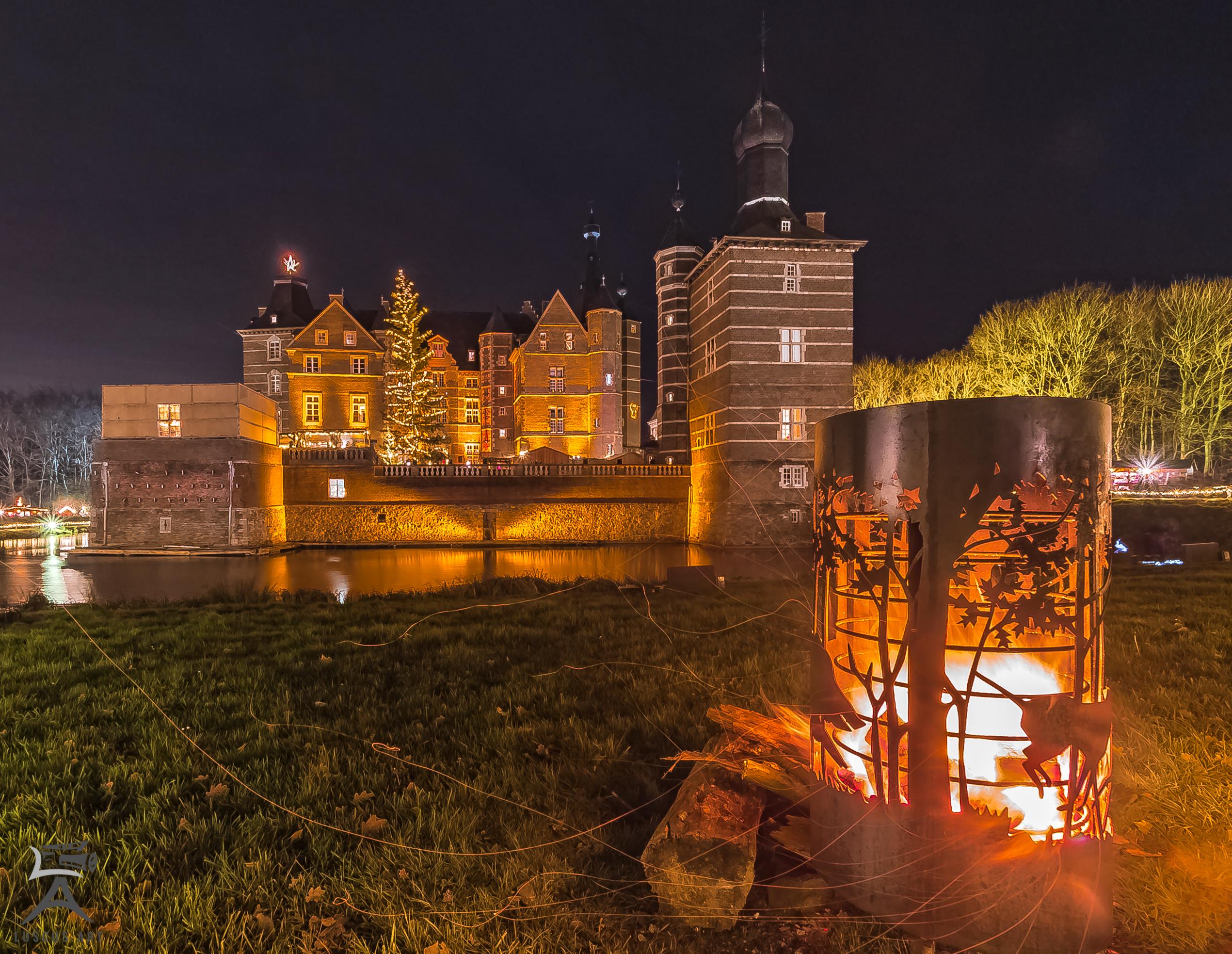 Weihnachtsmarkt auf Schloss Merode, Events Merode