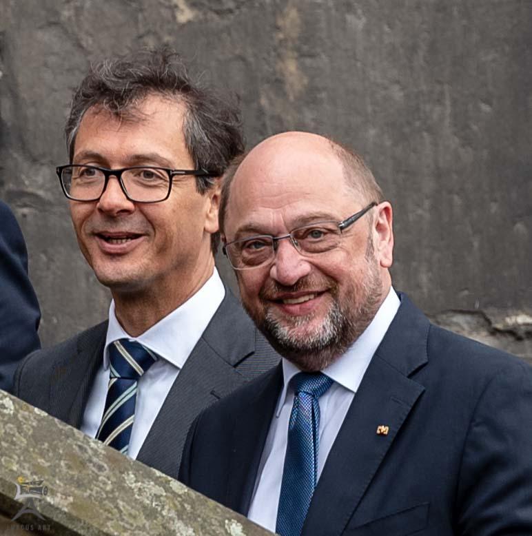 Karlspreis 2018 Martin Schulz