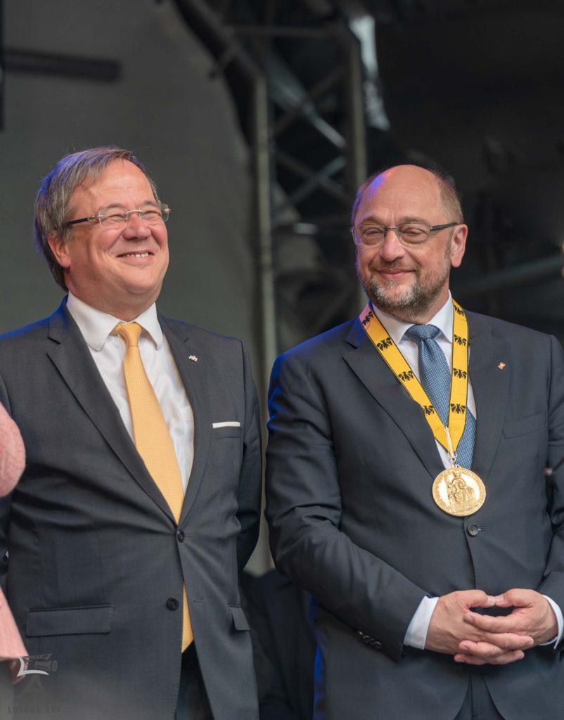 Karlspreis 2018 Katschhof