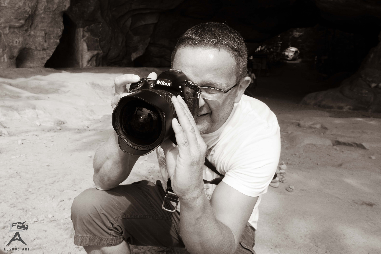 Luscusart , Wer wir sind, Fotograf