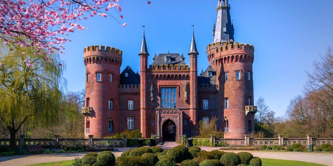 Schloss Moyland, Burgen, Galerie